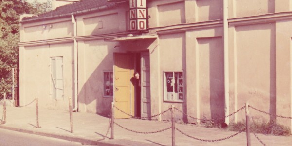 Budynek Kina Szpak 1982