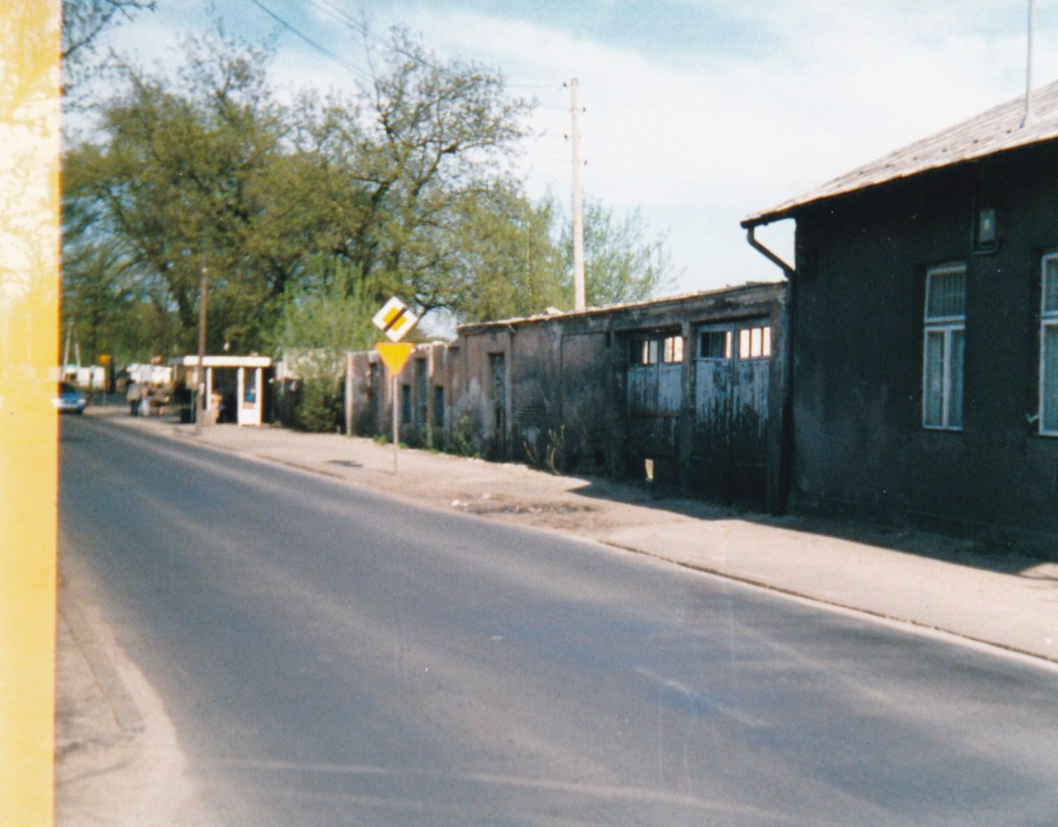 Ruiny kina 1997 rok