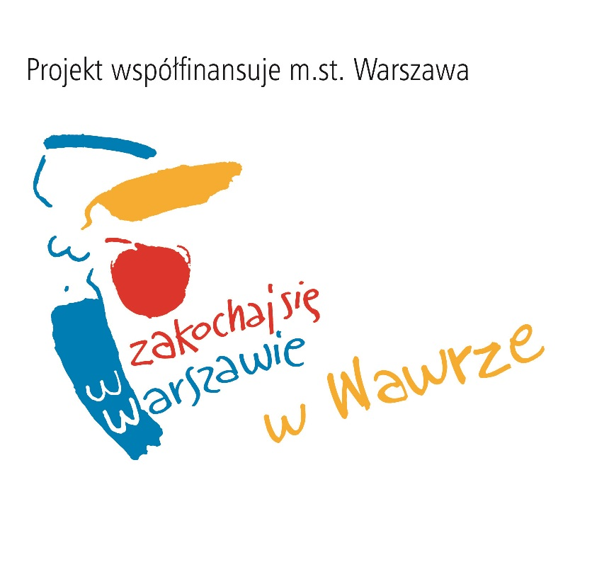 logo dzielnica wawer_współfinansowanie